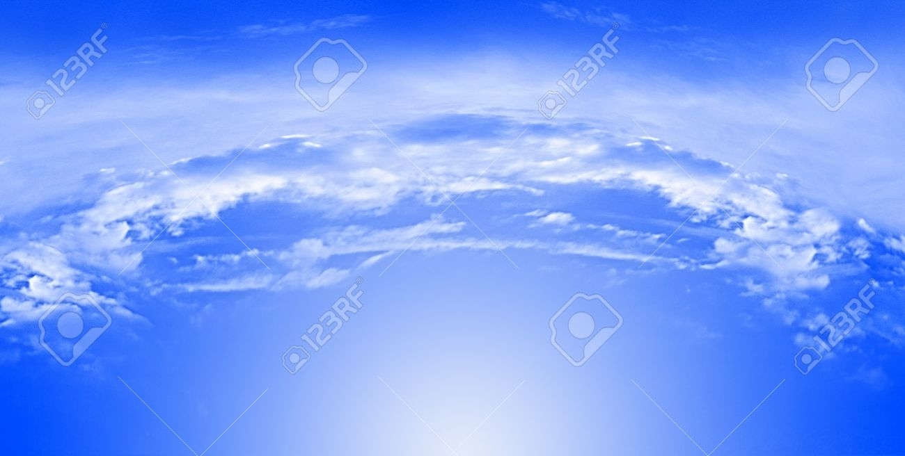beautiful celestial landscape as background for montage landscape Stock Photo - 8499764