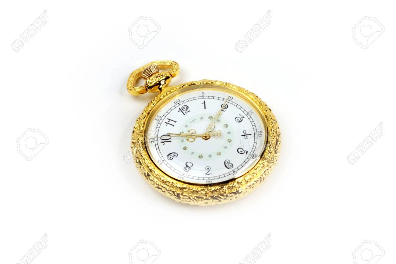 Bien connu Vieux Beau Montre Comme Instrument De Mesure Du Temps Banque D  UK29