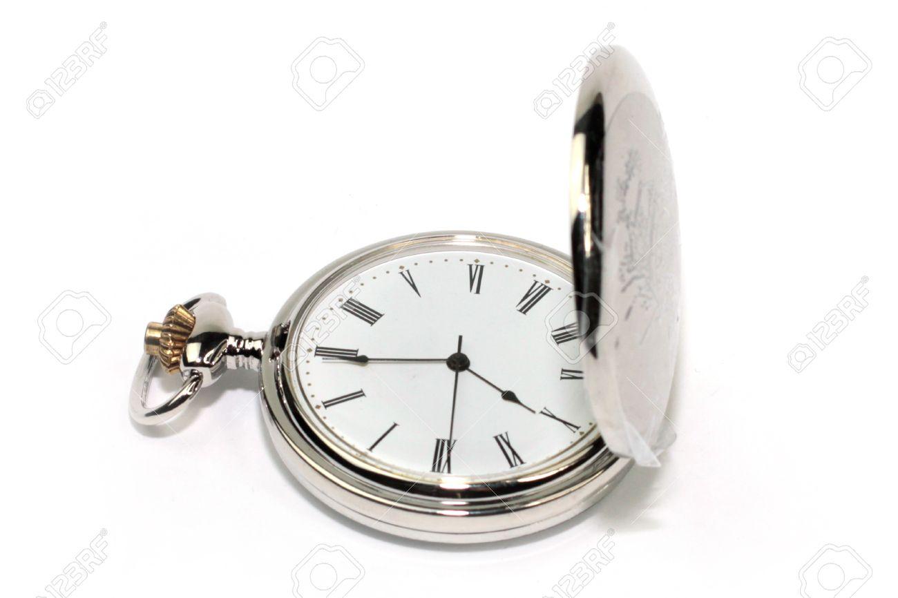 Bien connu Ancien Belle Montre Comme Instrument De La Mesure Du Temps Banque  UK29