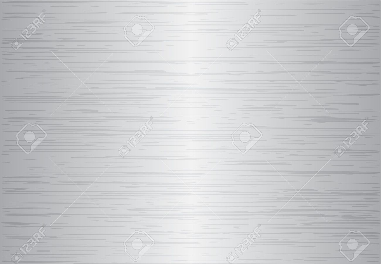 Brushed metal texture abstract background Stock Vector - 9868000
