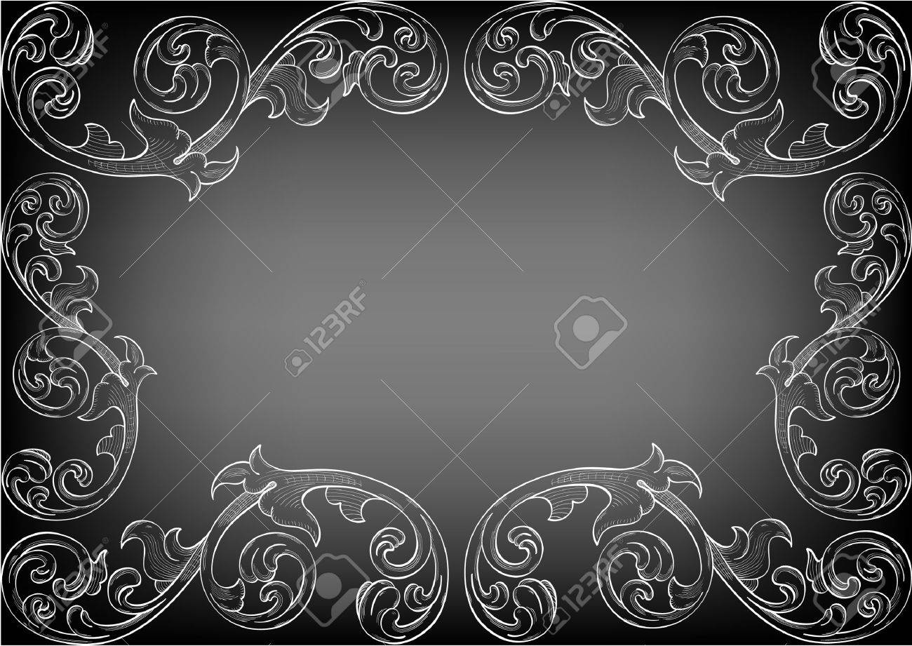 Nice ornate card for the best one Stock Vector - 12481753