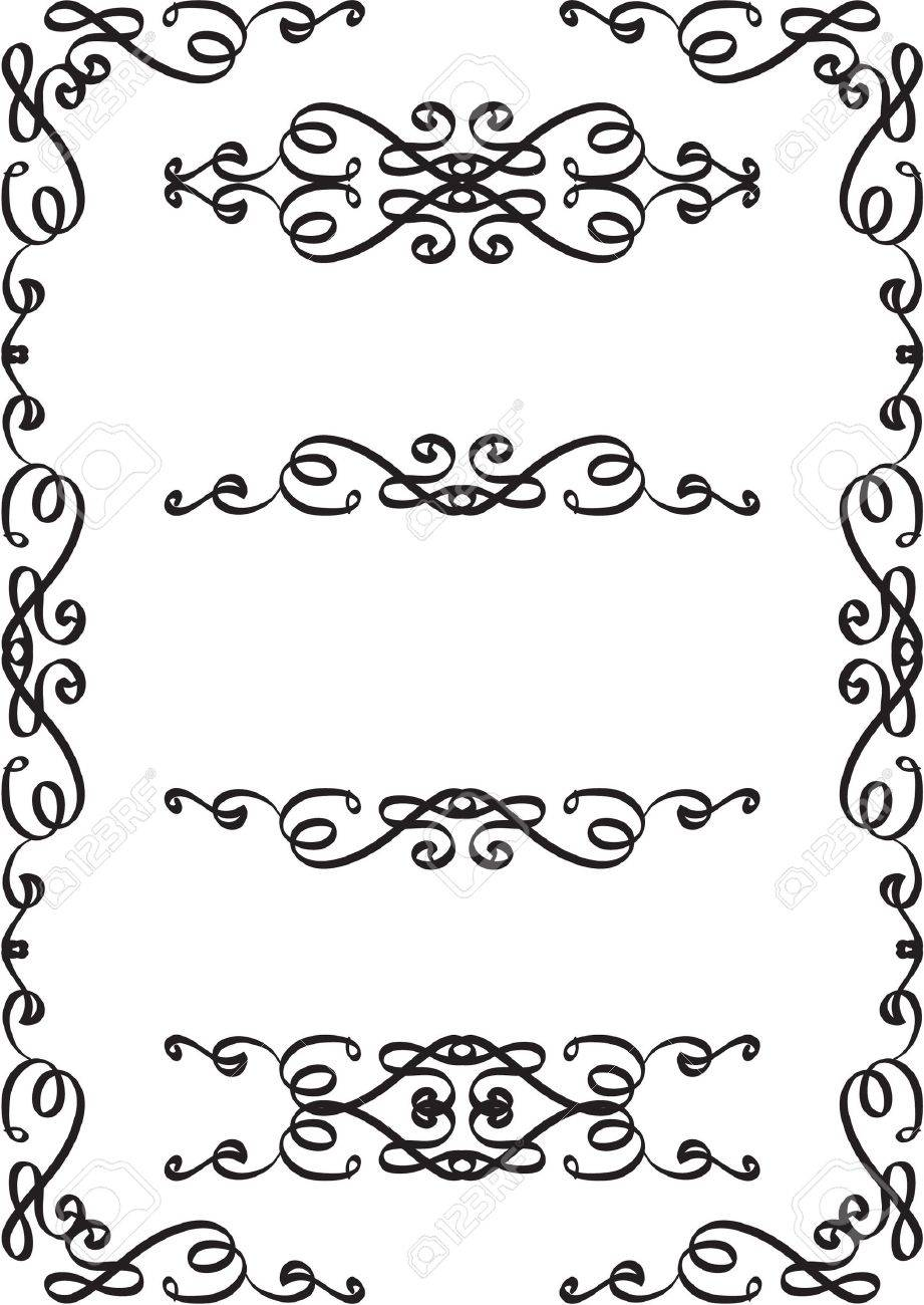 The picture isolated on white Stock Vector - 14335750