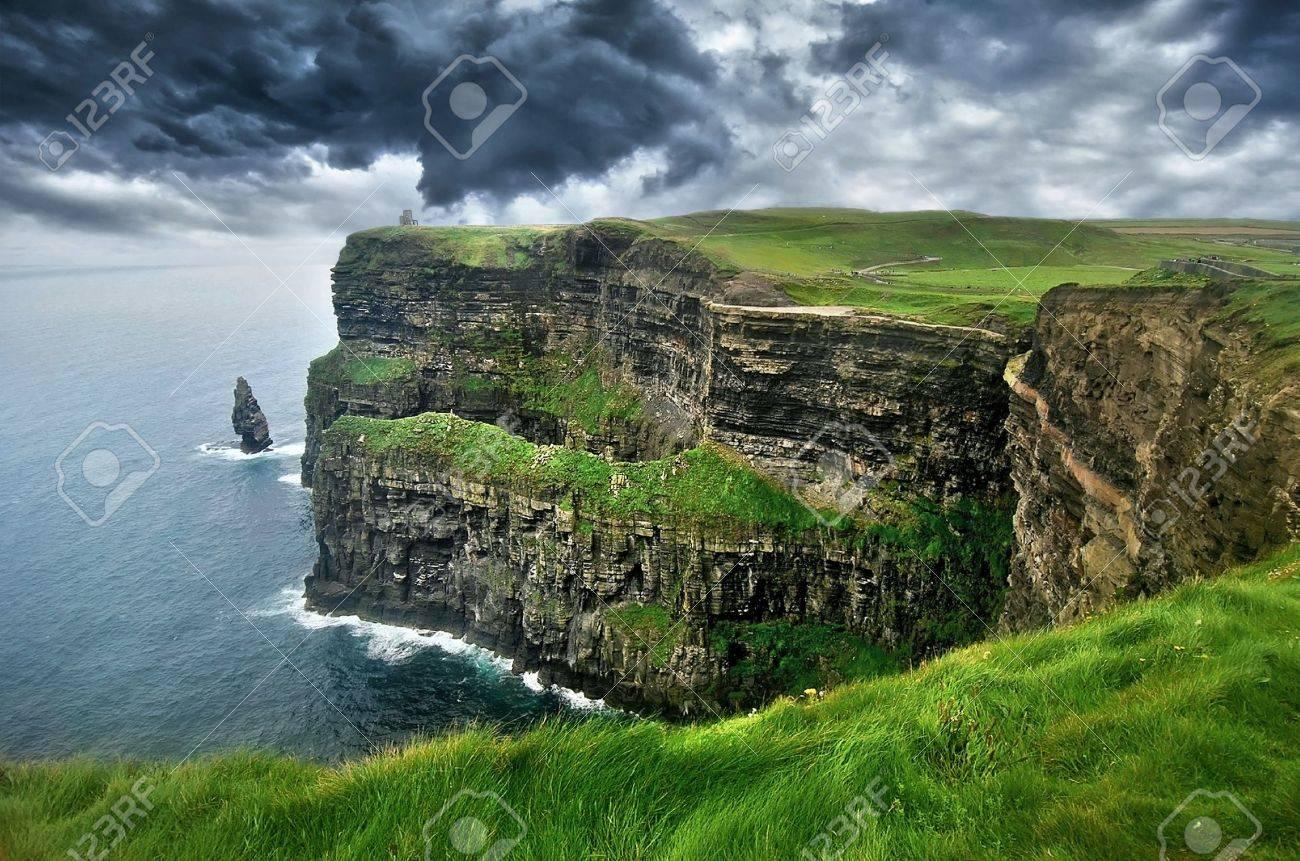 Cliffs of Moher, Ireland - 15077141