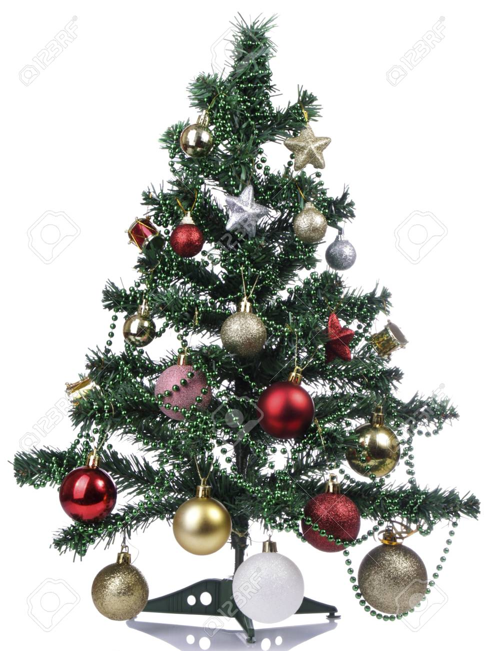 Beautiful winter Christmas decorations for your design Stock Photo - 8312864