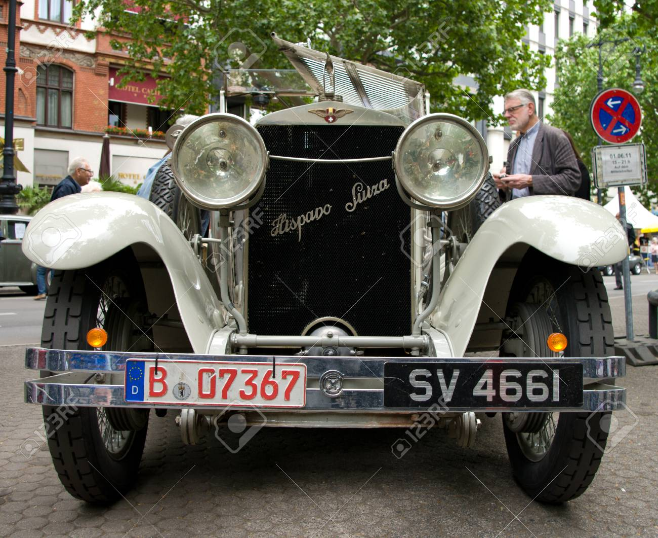 The Hispano-Suiza H6B Million-Guiet Dual-Cowl Phaeton 1924, the