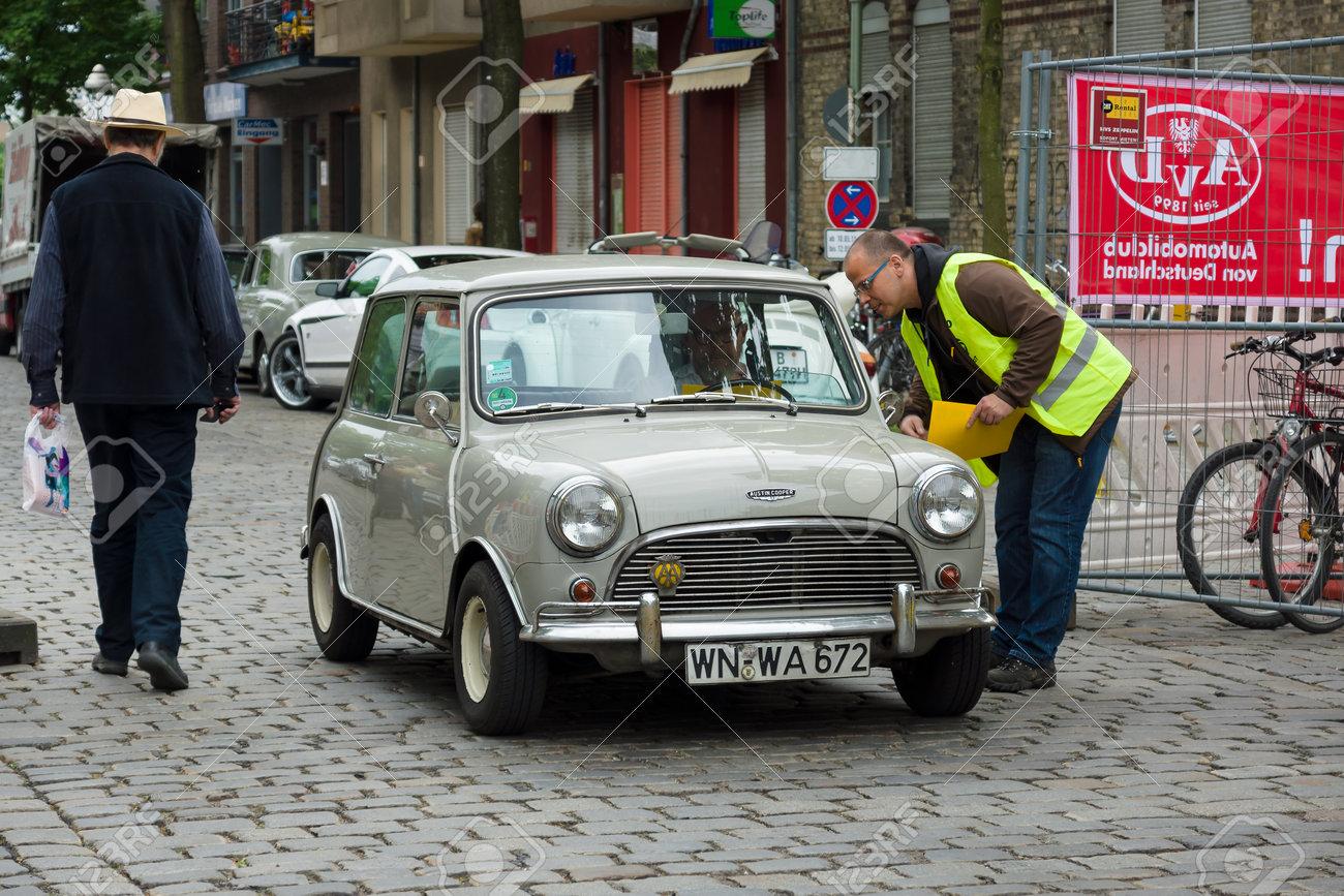 Mini Berlin berlin may 11 a small economy car mini cooper 26th