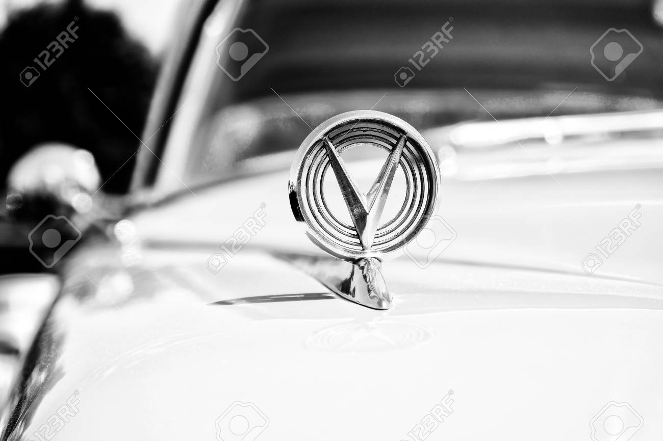 Paaren Im Glien Germany May 19 Hood Ornament And Insignia