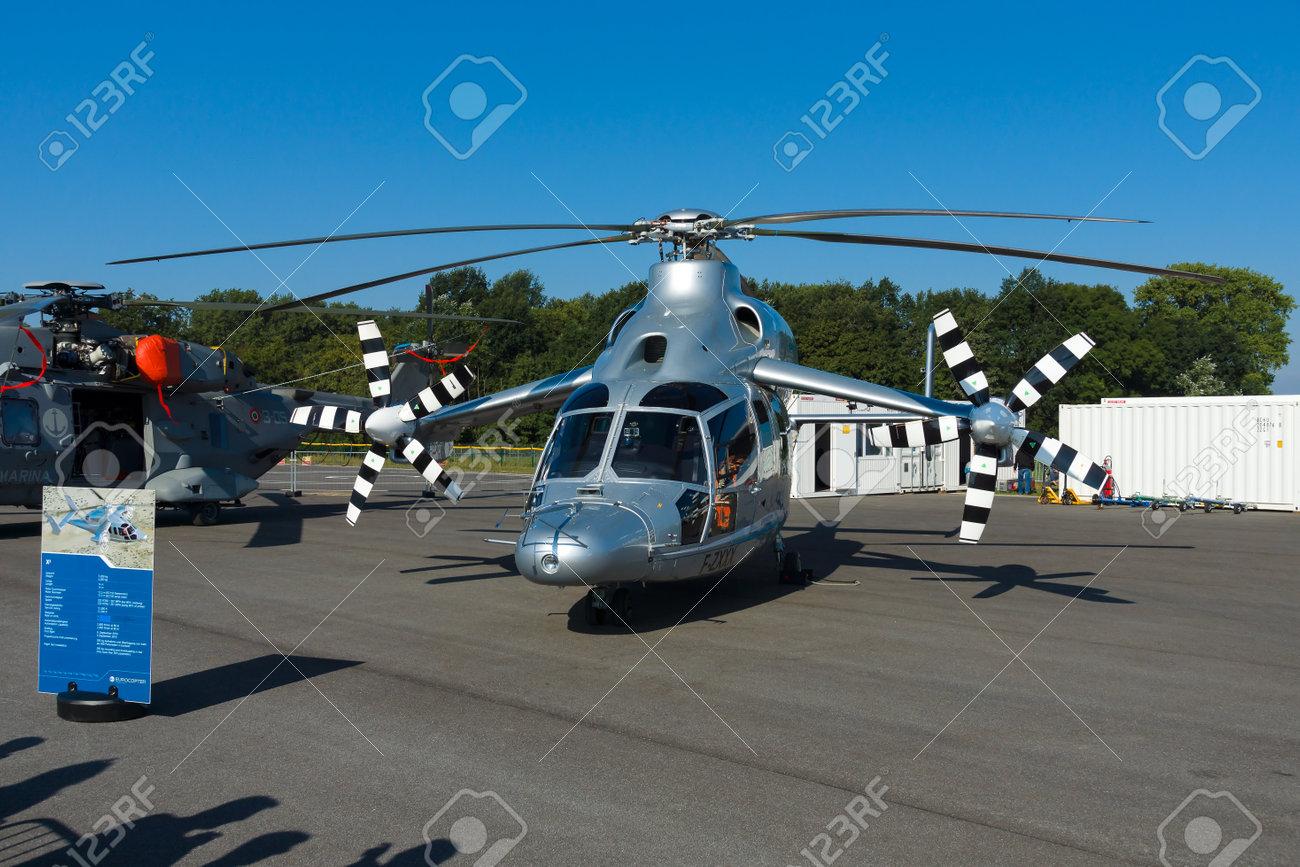 Elicottero X3 : Berlino settembre experimental elicottero compound ad alta