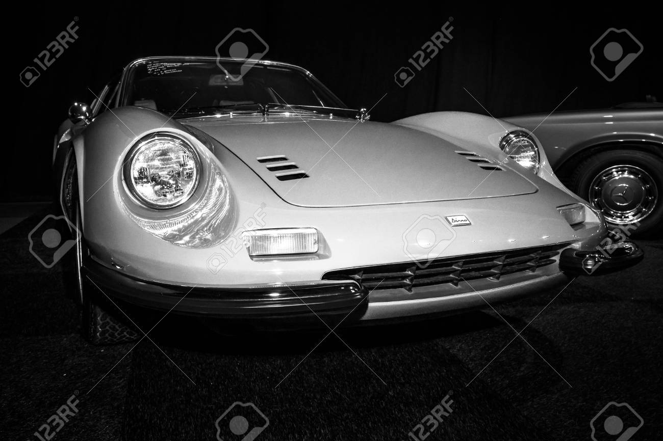 Maastricht Netherlands January 08 2015 Sports Car Ferrari Stock Photo Picture And Royalty Free Image Image 36462516