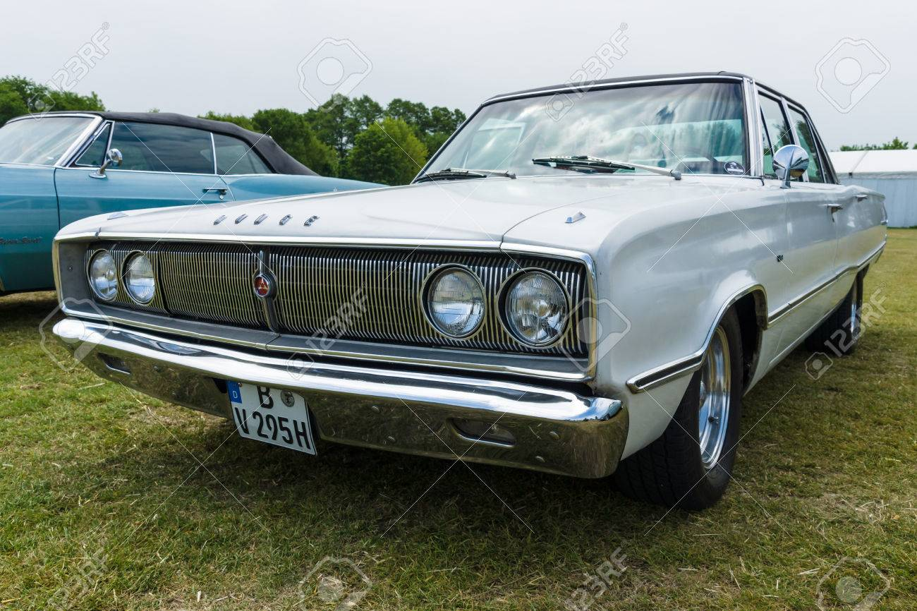 Paaren Im Glien Germany May 23 2015 Mid Size Car Dodge Coronet Stock Photo Picture And Royalty Free Image Image 41359541