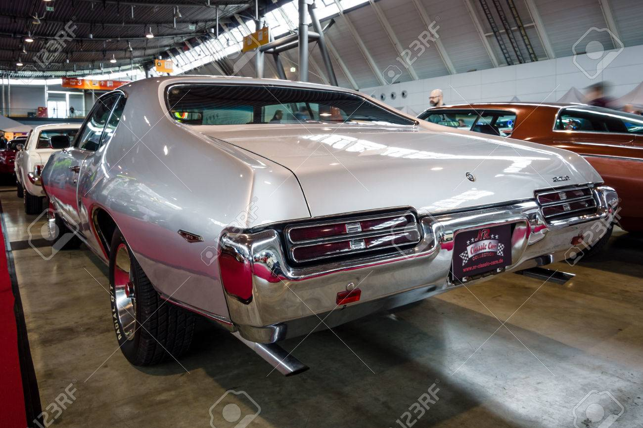 Stuttgart Germany March 03 2017 Muscle Car Pontiac Gto Stock Photo Picture And Royalty Free Image Image 76620365