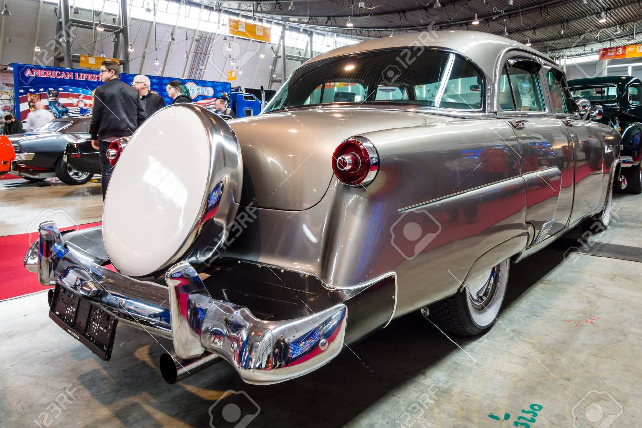 Ford Mainline Rear Free Download 1954 Main Line Stuttgart Germany March 03 2017 Mid Size Luxury Car