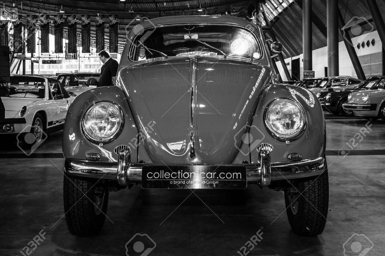 Stuttgart Germany March 04 2017 Subcompact Volkswagen Beetle Stock Photo Picture And Royalty Free Image Image 78557298
