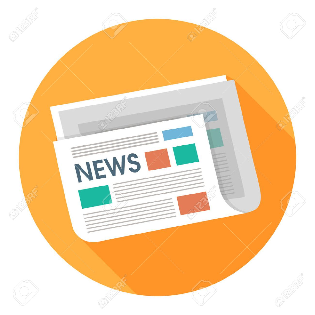 Newspaper Icon Royalty Free Cliparts, Vectors, And Stock Illustration.  Image 45788264.