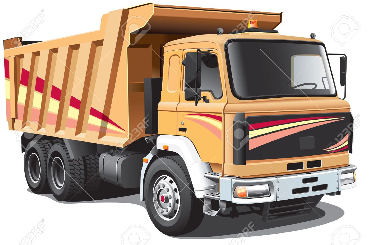 brown dump truck stock photos u0026 pictures royalty free brown dump