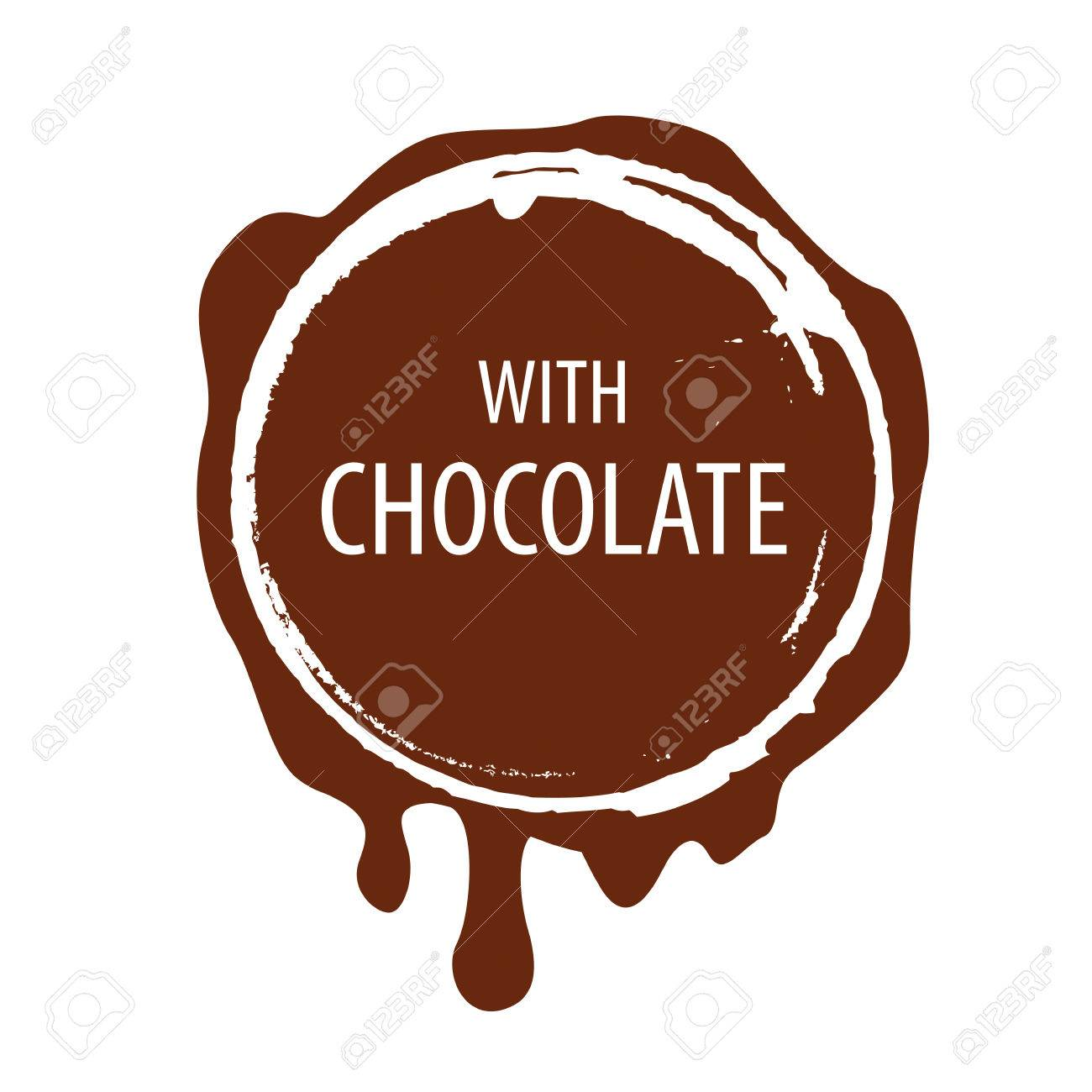 Vector logo chocolate printing for labels royalty free cliparts vector logo chocolate printing for labels stock vector 41764691 sciox Choice Image