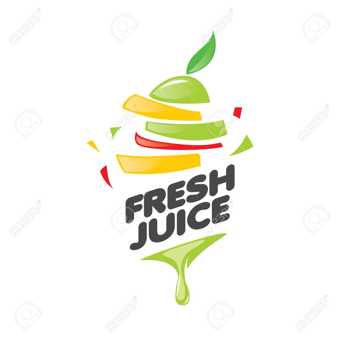 logo design template fresh juice vector illustration of icon royalty free cliparts vectors and stock illustration image 67425536 logo design template fresh juice vector illustration of icon