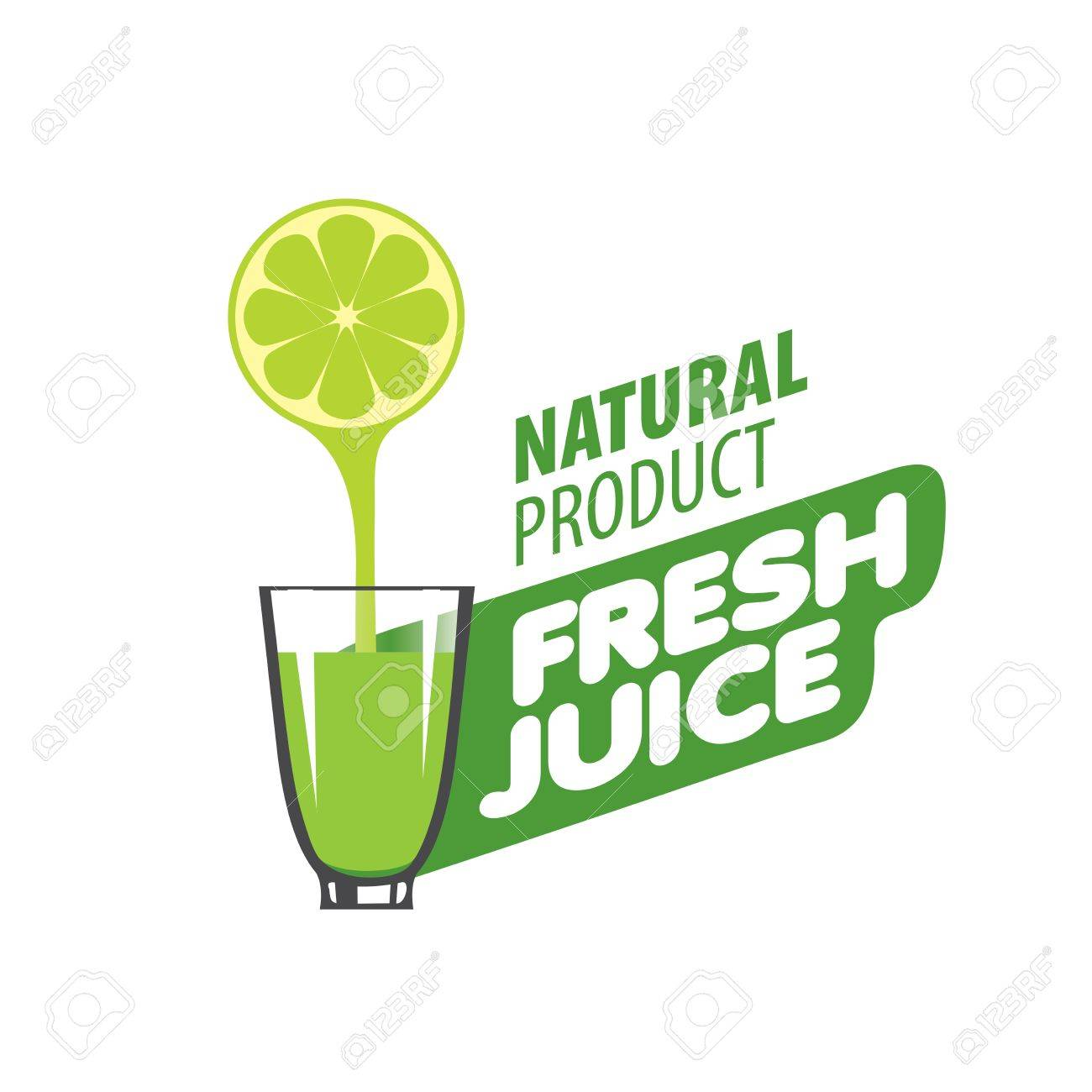 logo design template fresh juice vector illustration royalty free cliparts vectors and stock illustration image 67425567 logo design template fresh juice vector illustration