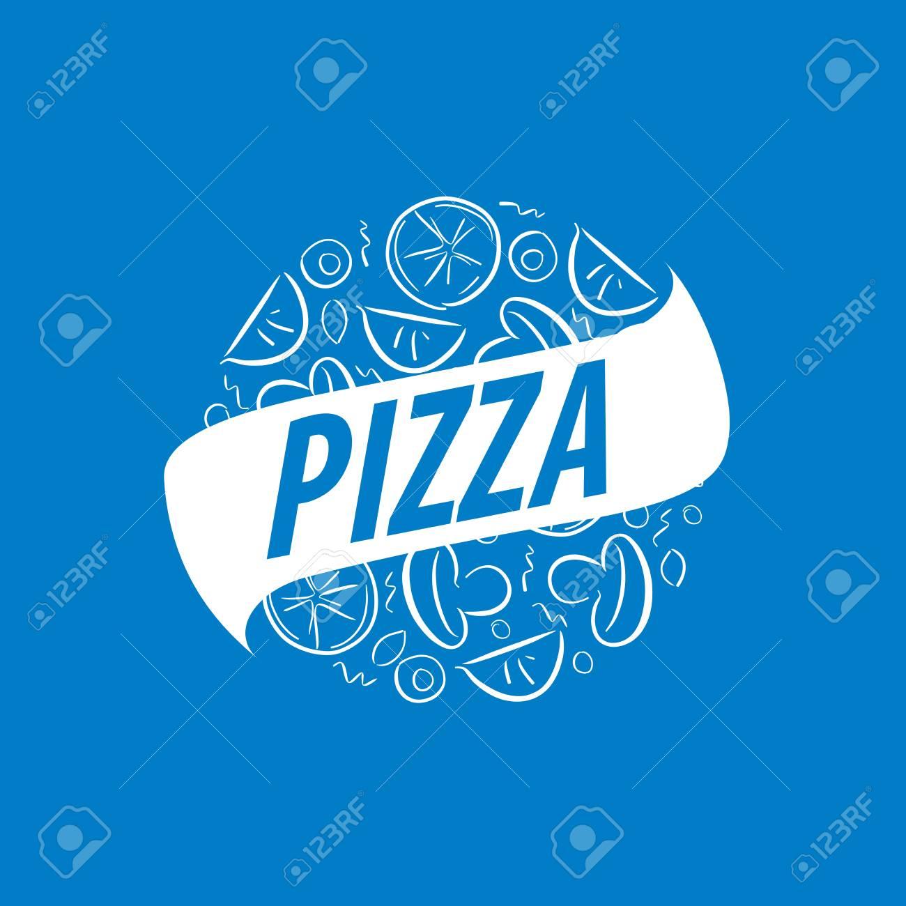 Pizza Vector Logo Royalty Free Cliparts Vectors And Stock