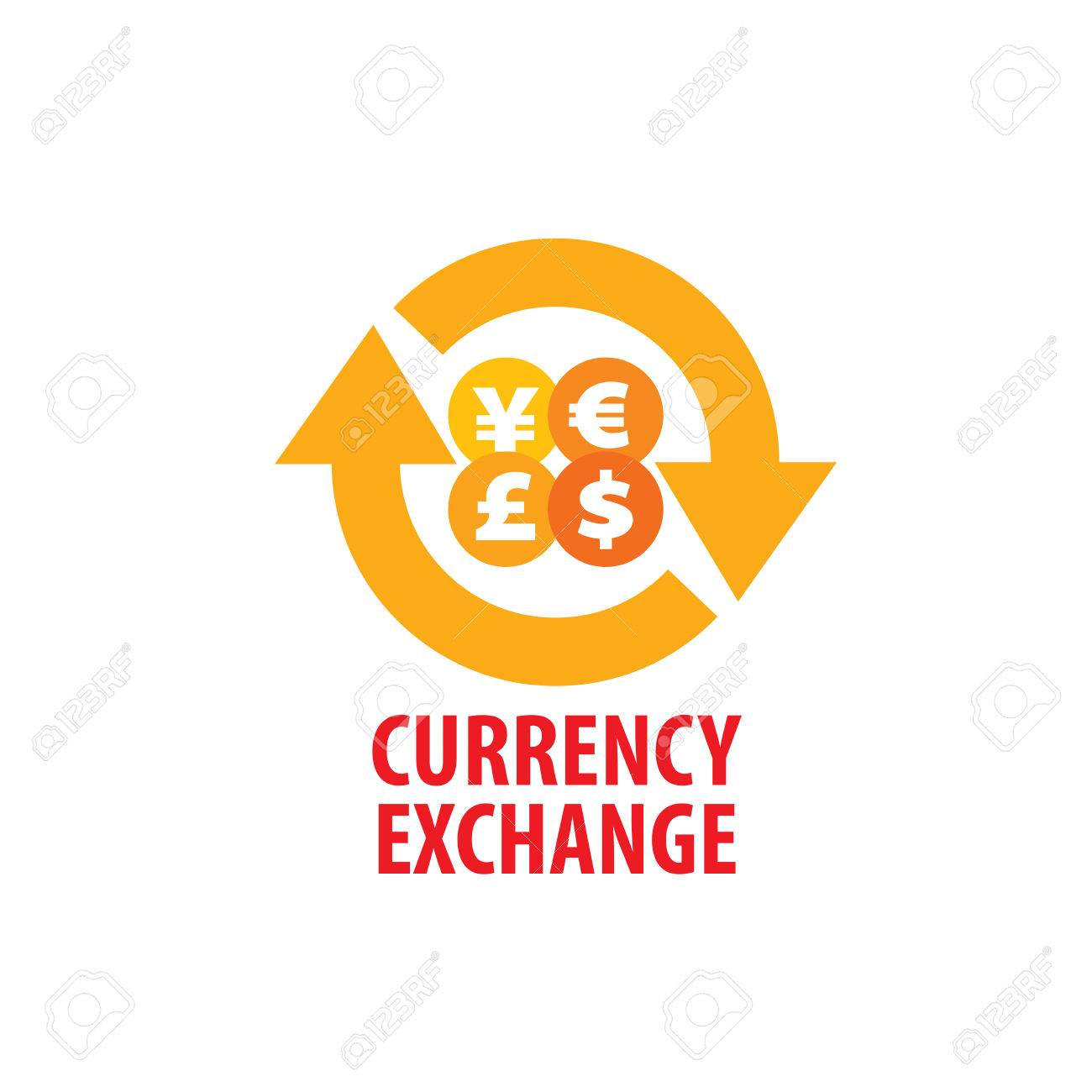 currency exchange logo