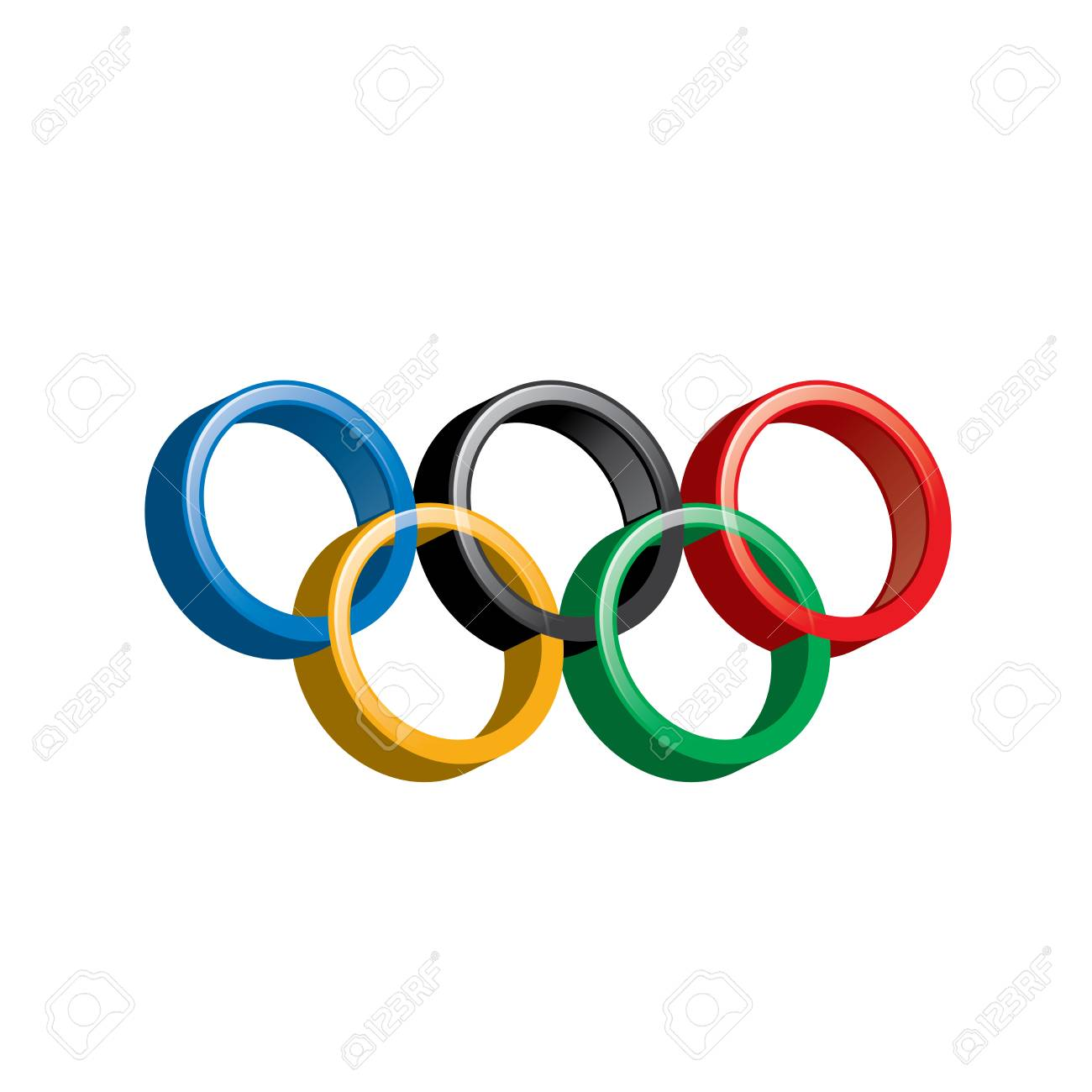 Sign Olympic Games Royalty Free Cliparts Vectors And Stock