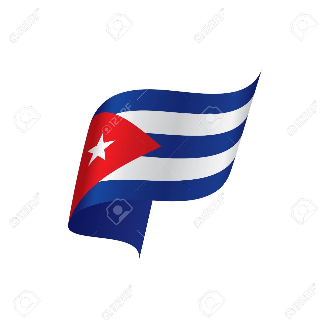 Cuba Flag, Vector Illustration Stock Vector   94379449