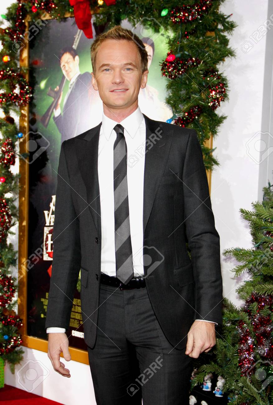 Harold And Kumar Christmas.Neil Patrick Harris At The Los Angeles Premiere Of A Very Harold