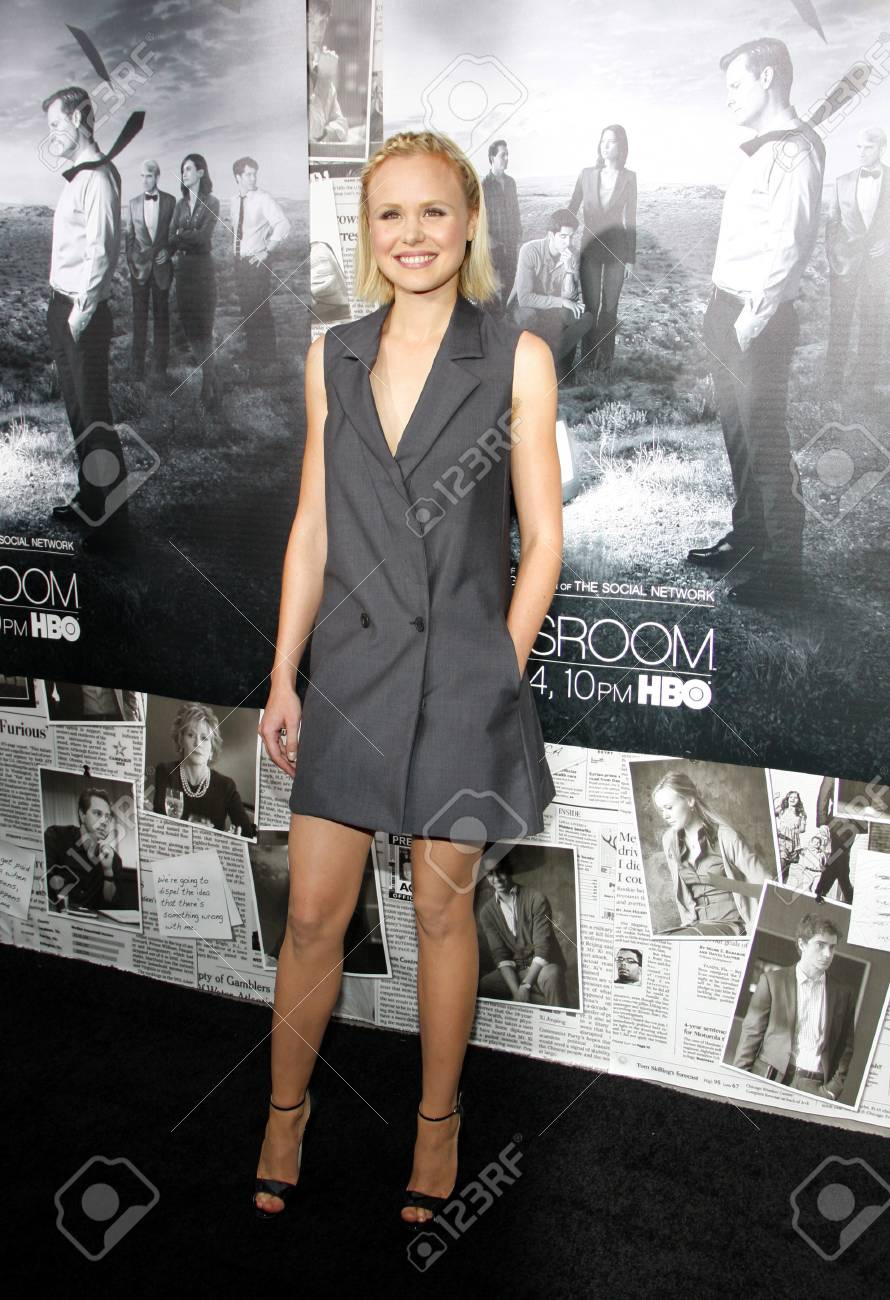 Alison Pill Fotos alison pill at the hbo's season 2 premiere of