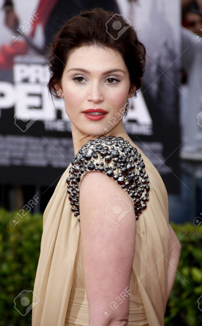 Gemma Arterton At The Los Angeles Premiere Of Prince Of Persia Stock Photo Picture And Royalty Free Image Image 56845153