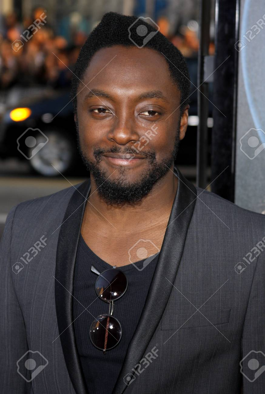 Will I Am At The Los Angeles Premiere Of X Men Origins Wolverine