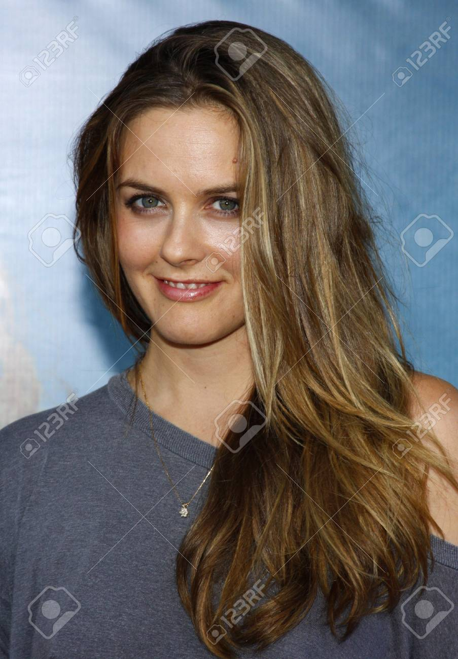 Alicia Silverstone at the Los Angeles premiere of 'Pineapple