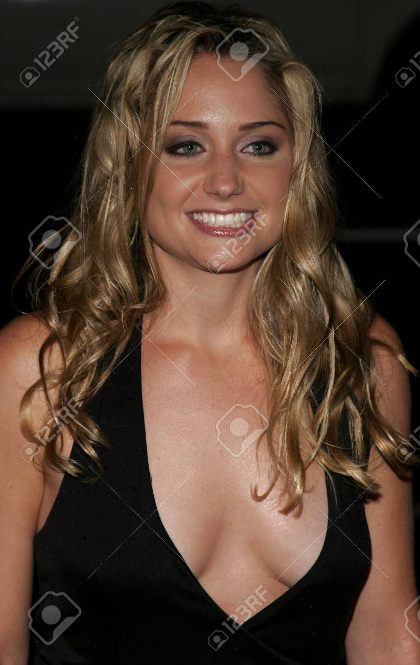 Becky Boxer at the World premiere of 'Jarhead' held at the Arclight