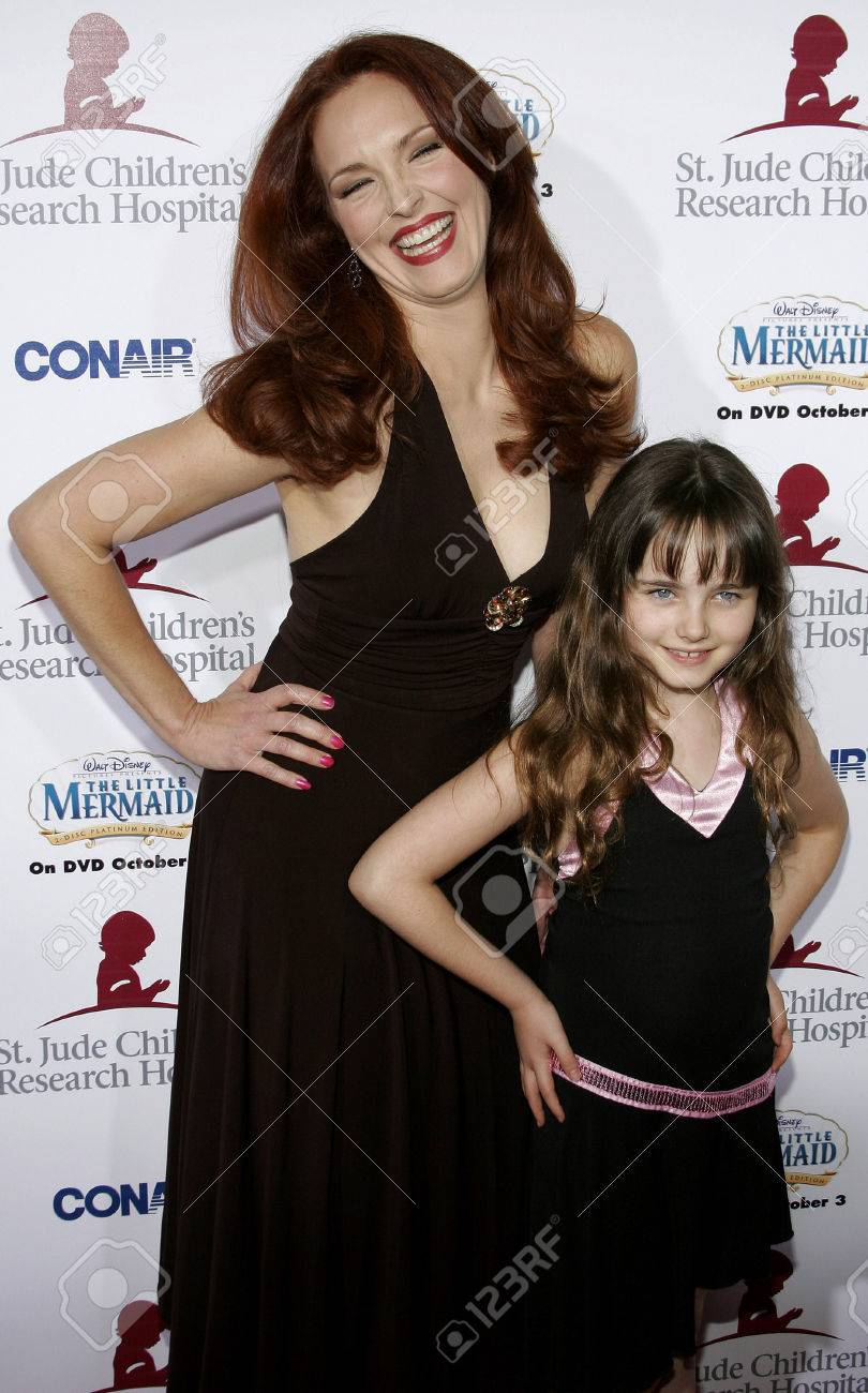 Amy Yasbeck amy yasbeck at the 'runway for life' benefiting st. jude children's..