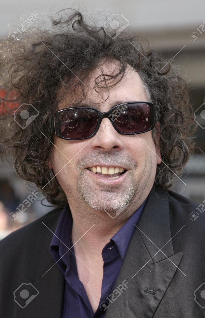 c66caad8fa38c Stock Photo - Tim Burton at the Los Angeles premiere of