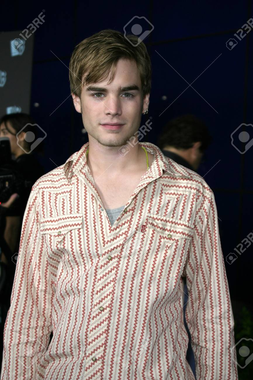 David Gallagher At The Wb Network S 2004 All Star Party Held Stock Photo Picture And Royalty Free Image Image 79687089