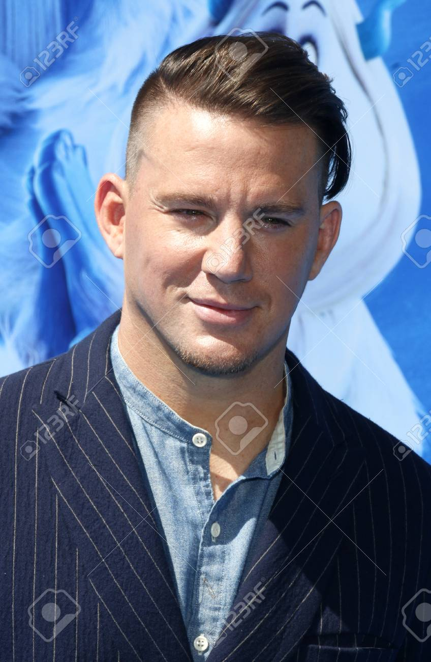 62665d169c41 Channing Tatum at the Los Angeles premiere of  Smallfoot  held at the  Regency Village