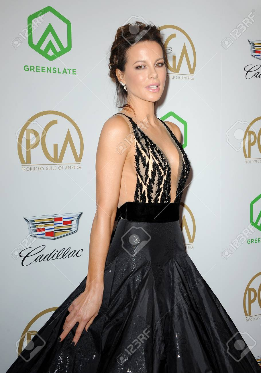Kate Beckinsale at the 30th Annual Producers Guild Awards held