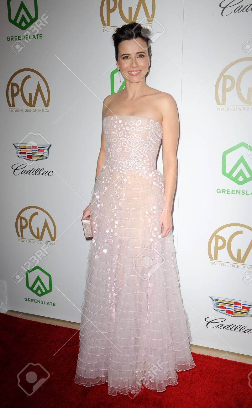 Linda Cardellini at the 30th Annual Producers Guild Awards held