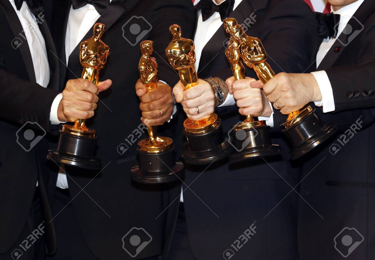 Oscar Winners at the 91st Annual Academy Awards - Press Room held at the Loews Hotel in Hollywood, USA on February 24, 2019. - 117944842