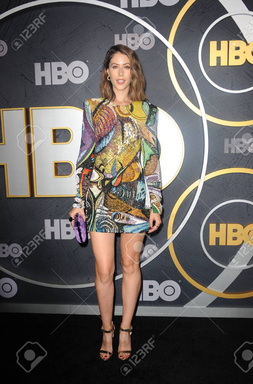 Amanda Crew At The Hbo S Official 2019 Emmy After Party Held Stock Photo Picture And Royalty Free Image Image 130375862