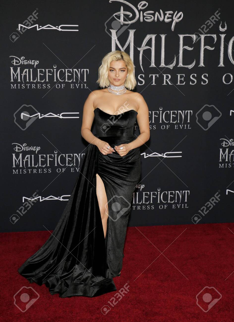 Bebe Rexha At The World Premiere Of Disney S Maleficent Mistress