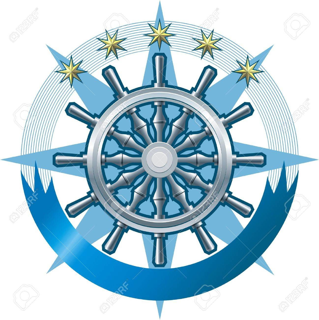 Marine Emblem Royalty Free Cliparts, Vectors, And Stock ...