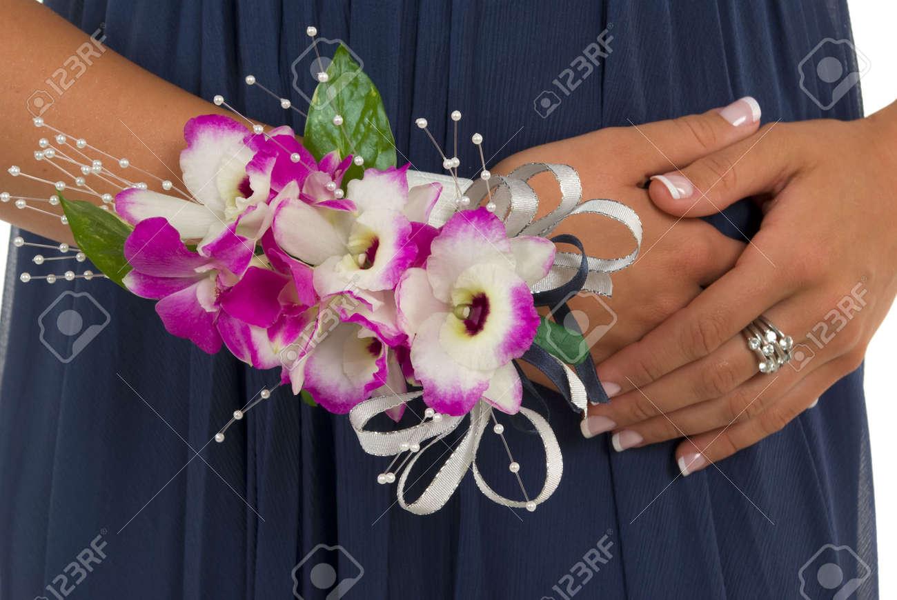 Prom corsage Stock Photo - 2885942