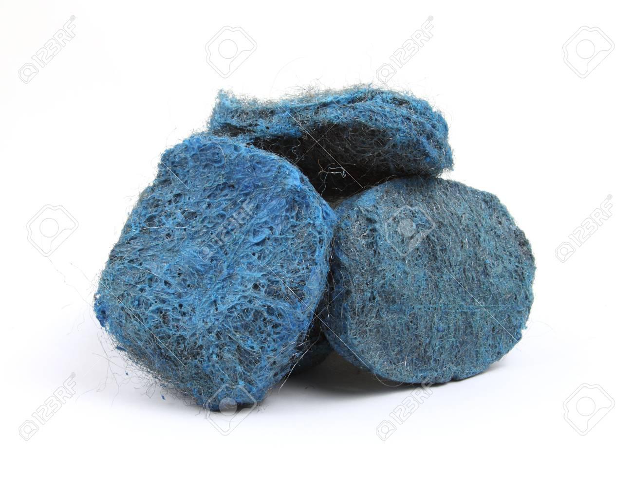 Steel wool soap pads Stock Photo - 6122282