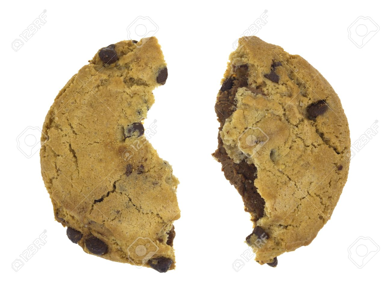 Image result for HALF A COOKIE