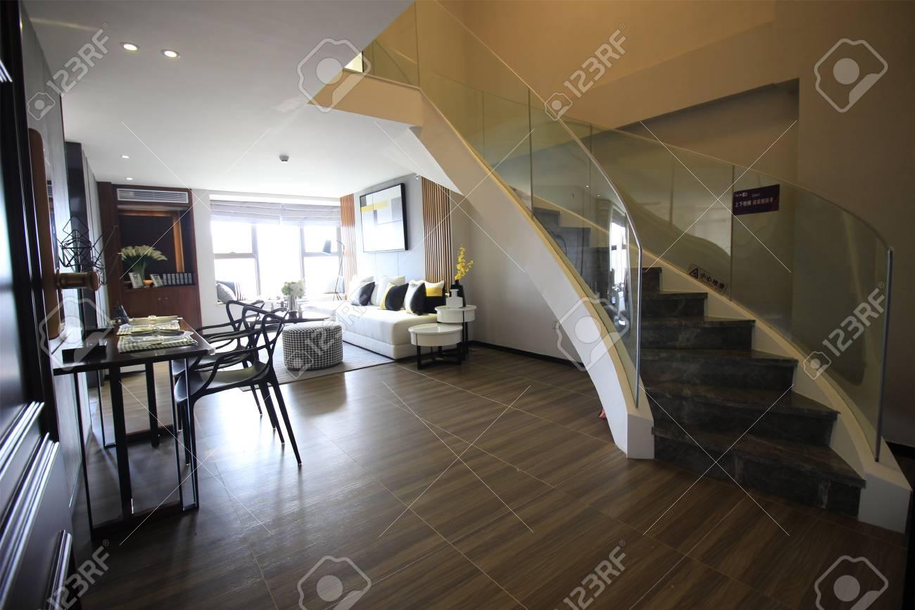 Modèle intérieur de la maison