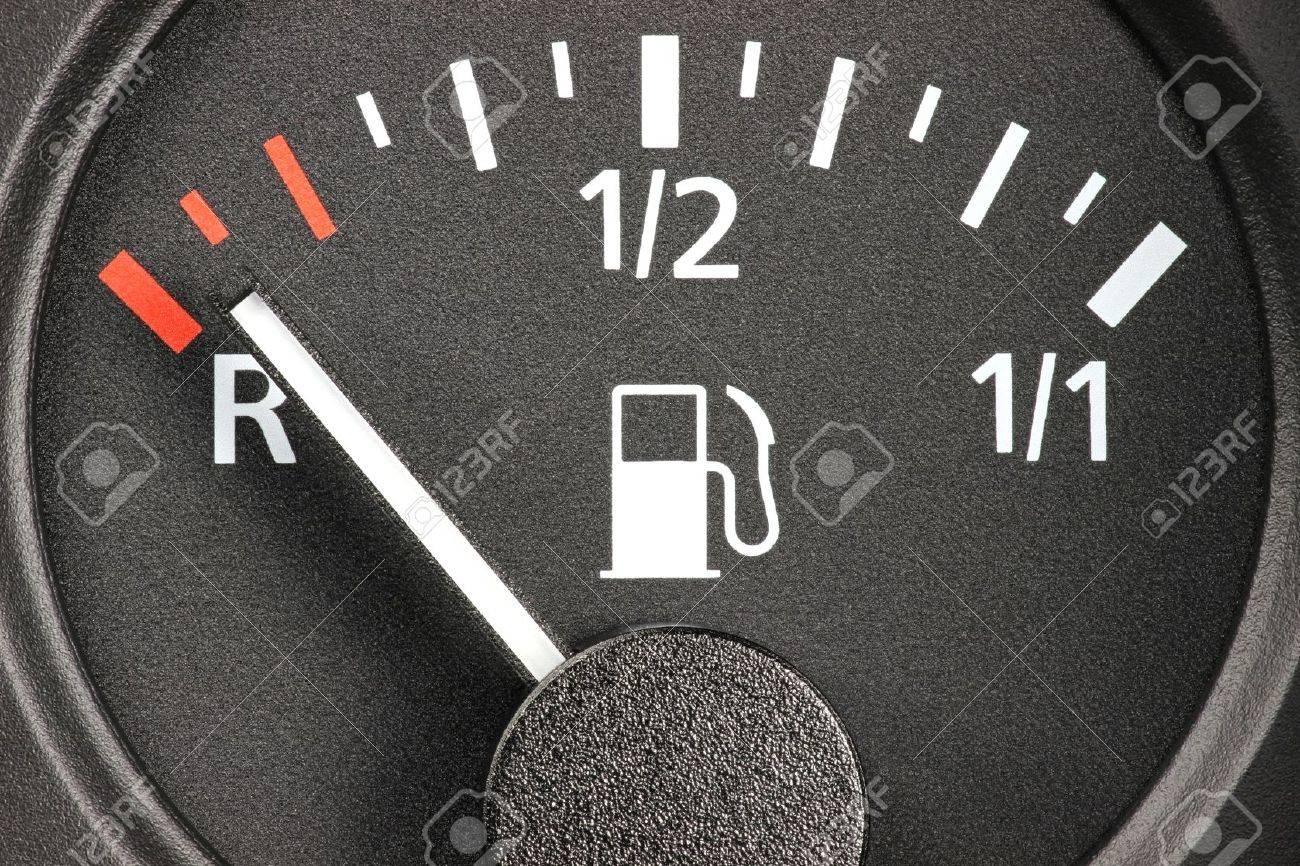 fuel gauge - empty - 51783305