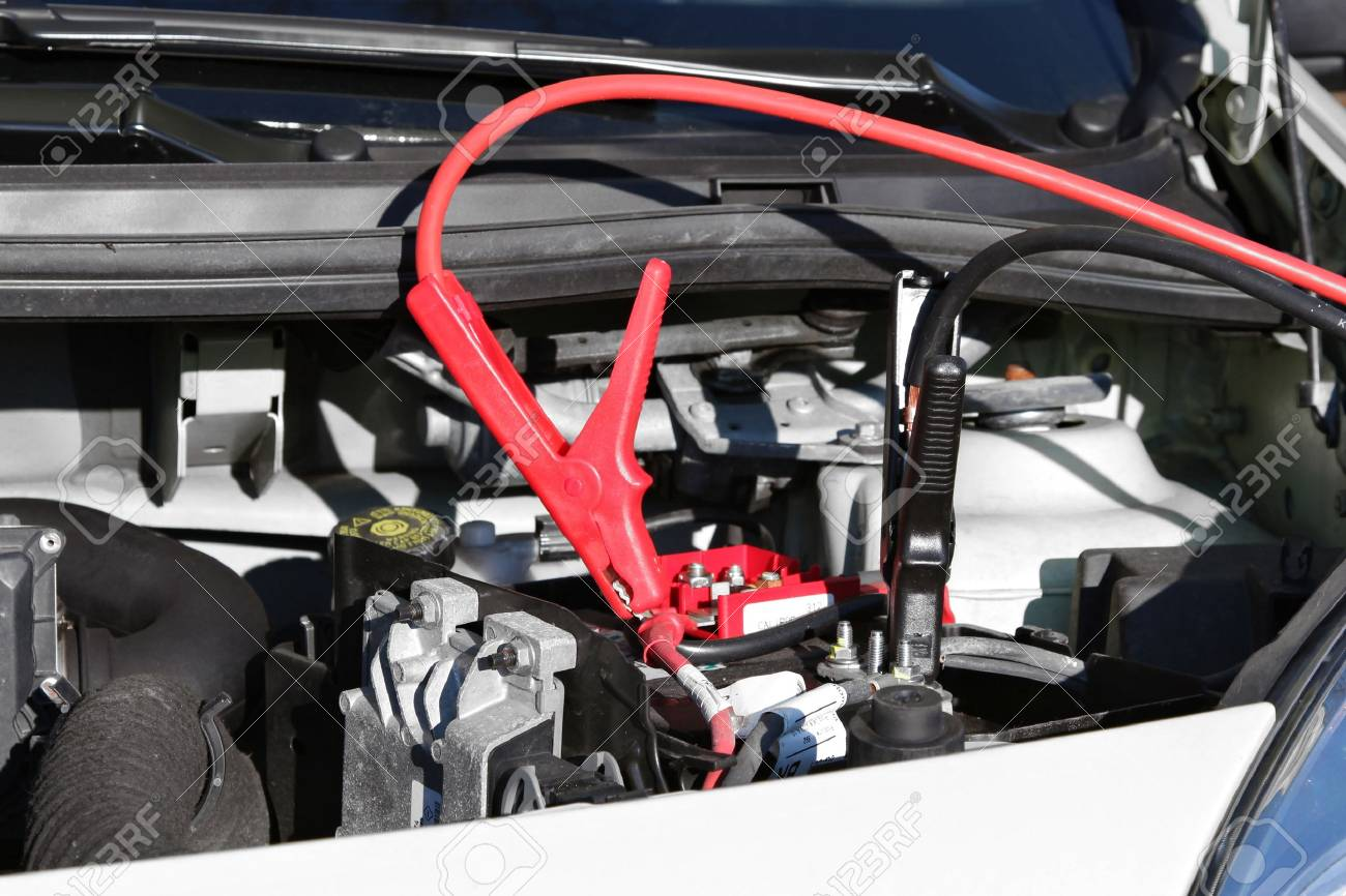 assist-starting with jumper cables - 53317214