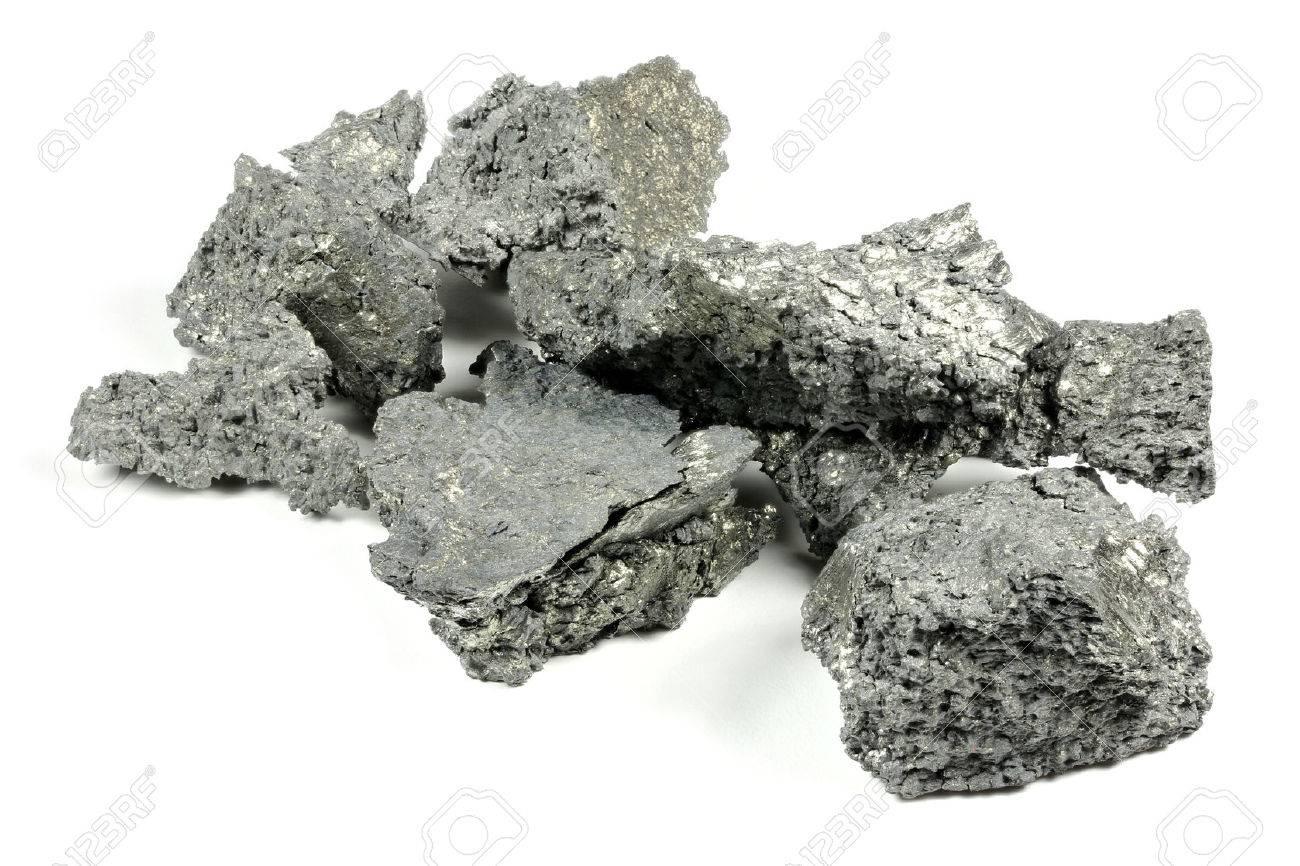 Yttrium isolated on white background - 68963548