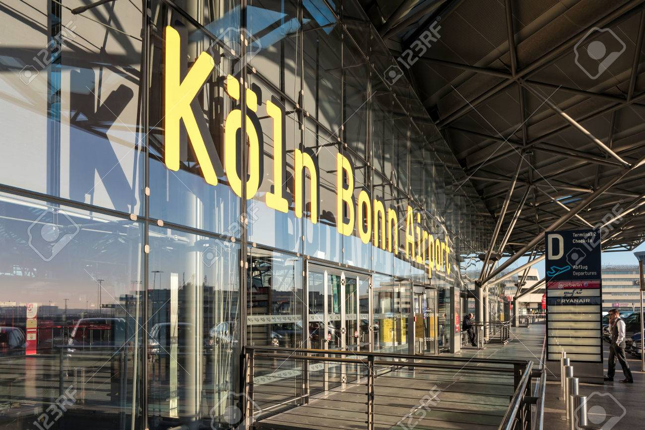 ケルン ・ ボン空港 - ターミナ...